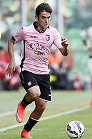 Paulo Dybala<br /> Palermo 04-04-2015 Stadio Renzo Barbera Football Calcio Serie A 2014/2015 Palermo - Milan foto Daniele Buffa / Image Sport / Insidefoto