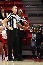 06 January 2016:  Jeff Malham and Roland Simmons during the Illinois State Redbirds v Loyola-Chicago Ramblers at Redbird Arena in Normal Illinois (Photo by Alan Look)