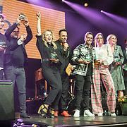NLD/Amsterdam/20190208- 100% NL Awards  2019, Awardwinnaars