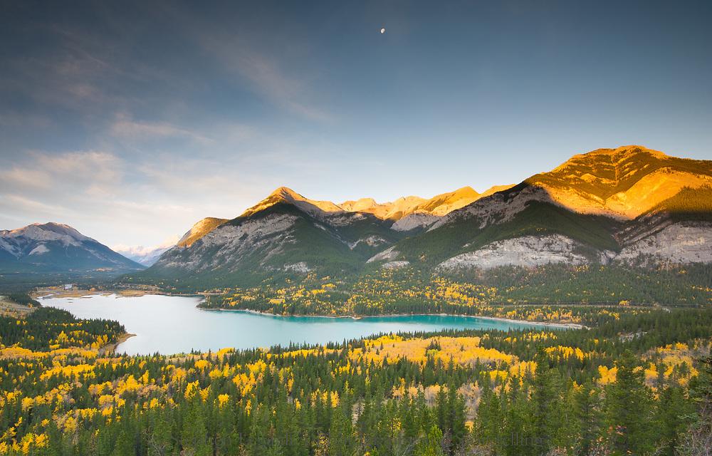Barrier Lake, Kananaskis Valley, Alberta