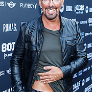 NLD/Rotterdam/20150907 - Lancering Bolas Underwear, Maik de Boer