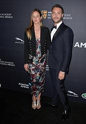 Jack Huston und Shannan Click bei den British Academy Britannia Awards in Beverly Hills / 281016<br /> <br /> *** British Academy Britannia Awards held at Beverly Hilton Hotel, Beverly Hills, USA, October 28, 2016  ***