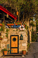 old street  of Byblos Jbeil in Lebanon Middle east