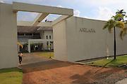 Anilana Hotel entrance, Pasikudah Bay, Eastern Province, Sri Lanka, Asia