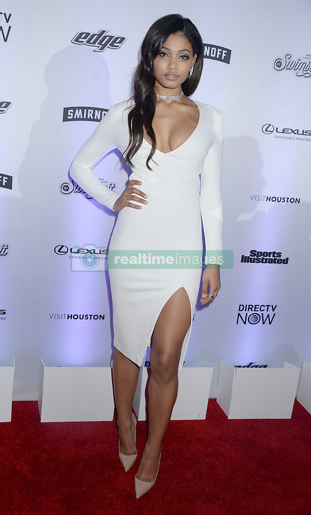 Danielle Herrington attends Sports Illustrated Swimsuit 2017 NYC launch event at Center415 Event Space on February 16, 2017 in New York City, NY, USA. Photo by Dennis Van Tine/ABACAPRESS.COM