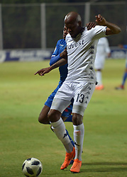 The ABSA Premiership match that took place at the Bidvest Wits stadium on Saturday night between Bidvest  Wits F.C.   Wits Sfiso Hlanti 13<br /> Picture: Timothy Bernard African News Agency/ANA