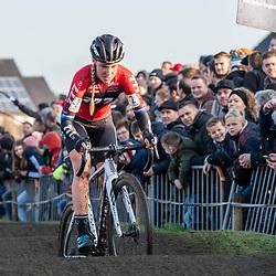 2019-12-27 Cycling: dvv verzekeringen trofee: Loenhout