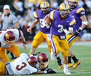 Avon Lake at Avon in an Ohio High School Athletic Association game at Avon Middle School on August 25, 2011.
