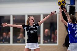 27-01-2018 NED: OVVO/De Kroon - Oost Arnhem, Maarssen<br /> De korfballers/sters uit Arnhem winnen met 24 - 22 / Willemien Kragt #1