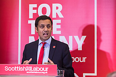 Anas Sarwar launches Scottish Labour lkeadership Campaign, Glasgow, 18 January 2021