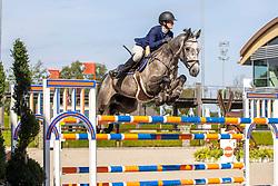 Janssen Rosanne, NED, Janeiro VHL<br /> Nationaal Kampioenschap KWPN<br /> 6 jarigen springen final<br /> Stal Tops - Valkenswaard 2020<br /> © Hippo Foto - Dirk Caremans<br /> 19/08/2020