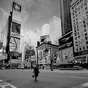 Times Square, New York, United States (March 2005)