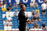 Simon Rusk. Stockport Coiunty FC 0-1 Hartlepool United FC. Vanarama NAtional League Play-off Semi-final. Edgeley Park. 13.6.21