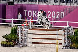 Delestre Simon, FRA, Berlux Z, 336<br /> Olympic Games Tokyo 2021<br /> © Hippo Foto - Stefan Lafrentz<br /> 07/08/2021