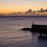Molokai, Kalaupapa Pier