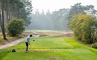 HILVERSUM - hole 5. par 3. Hilversumsche Golf Club, COPYRIGHT  KOEN SUYK