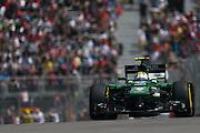 Canadian Grand Prix 2014, Marcus Ericsson (SWE) Caterham F1