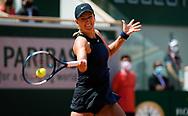 Victoria Azarenka of Belarus during the Roland-Garros 2021, Grand Slam tennis tournament on June 6, 2021 at Roland-Garros stadium in Paris, France - Photo Rob Prange / Spain ProSportsImages / DPPI / ProSportsImages / DPPI