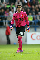 Remy VERCOUTRE - 09.05.2015 -  Caen / Lyon  - 36eme journee de Ligue 1<br />