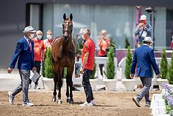 Dibowski Andreas, GER, FRH Corrida, 234<br /> Olympic Games Tokyo 2021<br /> © Hippo Foto - Dirk Caremans<br /> 29/07/2021