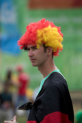 German supporters<br /> Olympic Games Rio 2016<br /> © Hippo Foto - Dirk Caremans<br /> 08/08/16