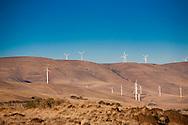 Wind Farms in Eastern Oregon
