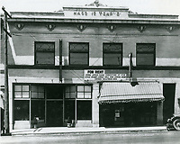1915 First Masonic Temple on Highland Ave. just north of Hollywood Blvd.