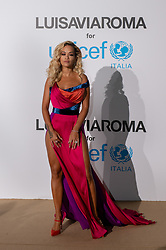 Rita Ora arriving at a photocall for the Unicef Summer Gala Presented by Luisaviaroma at Villa Violina on August 10, 2018 in Porto Cervo, Italy. Photo by Alessandro Tocco/ABACAPRESS.COM