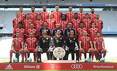 FC Bayern Team Presentation - 08 August 2017