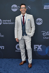 May 14, 2019 - New York, NY, USA - May 14, 2019  New York City..Dan Bucatinsky attending Walt Disney Television Upfront presentation party arrivals at Tavern on the Green on May 14, 2019 in New York City. (Credit Image: © Kristin Callahan/Ace Pictures via ZUMA Press)
