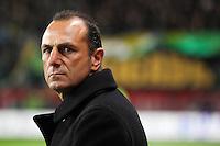 Michel DER ZAKARIAN - 21.03.2015 - Rennes / Nantes - 30eme journee de Ligue 1 -<br />Photo : Vincent Michel / Icon Sport