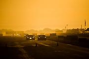 March 16, 2013: 61st Mobil 1 12 Hours of Sebring. 99 Lawson Aschenbach, David Calvert-Jones, Eric Curran, Porsche 911 GT3 Cup, Competition Motorsports
