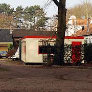 NLD/Naarden/20060107 - Woning van de familie Boltini Oud Huizerweg Naarden
