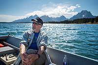 Long-time Jackson Hole resident Rob Wallace was recently confirmed by the U.S. Senate as the Assistant Secretary of Fish, Wildlife and Parks at the U.S. Department of Interior.
