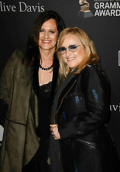 BEVERLY HILLS, CA- FEBRUARY 09: Maren Morris and Ryan Hurd at the Clive Davis Pre-Grammy Gala and Salute to Industry Icons held at The Beverly Hilton on February 9, 2019 in Beverly Hills, California. Photo: imageSPACE. 09 Feb 2019 Pictured: Linda Wallem and Melissa Etheridge. Photo credit: imageSPACE / MEGA TheMegaAgency.com +1 888 505 6342