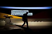 Friedrich Merz beim 31. Bundesparteitag der CDU in Hamburg, Deutschland, 7. Dezember 2018