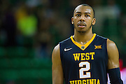 WACO, TX - MARCH 5: Jevon Carter #2 of the West Virginia Mountaineers looks on against the Baylor Bears on March 5, 2016 at the Ferrell Center in Waco, Texas.  (Photo by Cooper Neill/Getty Images) *** Local Caption *** Jevon Carter
