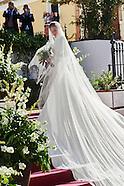 110615 Eva Gonzalez and Cayetano Rivera Wedding
