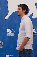 Director Raul Arevalo at the The Fury of a Patient Man film photocall at the 73rd Venice Film Festival, Sala Grande on Friday September 2nd 2016, Venice Lido, Italy.