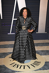 Shonda Rhimes attending the 2019 Vanity Fair Oscar Party hosted by editor Radhika Jones held at the Wallis Annenberg Center for the Performing Arts on February 24, 2019 in Los Angeles, CA, USA. Photo by David Niviere/ABACAPRESS.COM