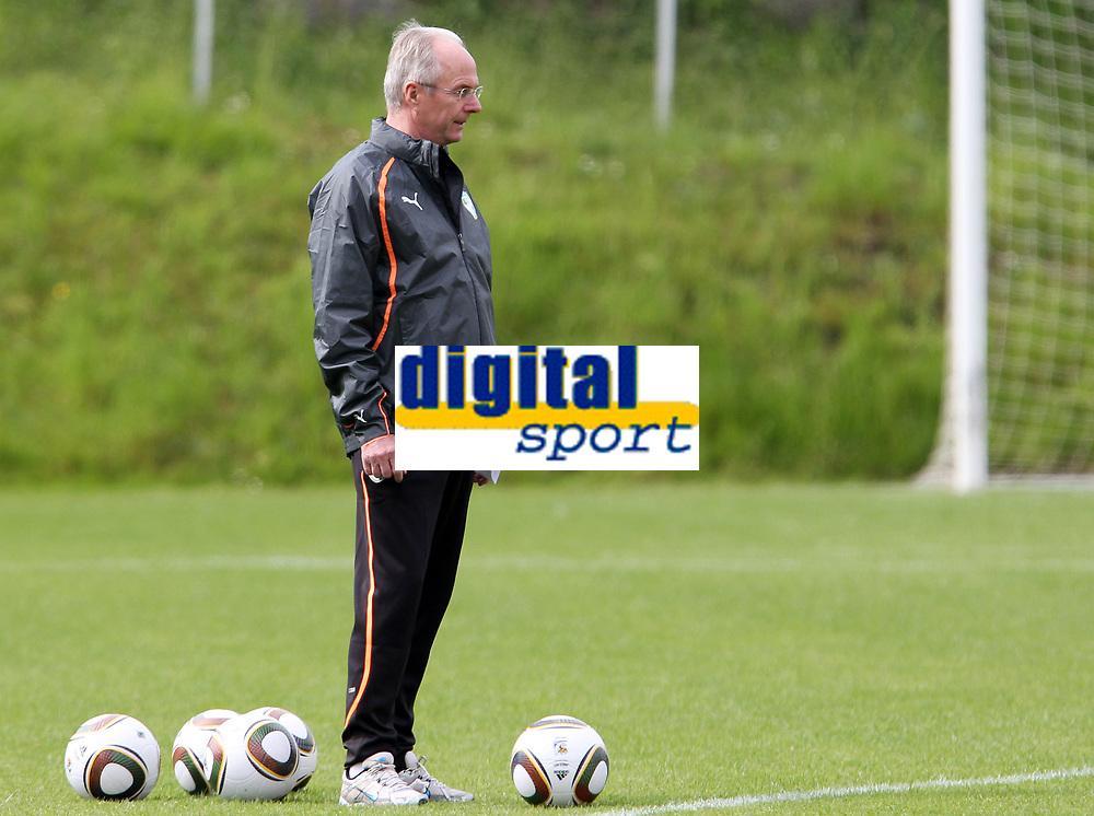 Trainer Sven Goran Eriksson (CIV) © Pascal Muller/EQ Images