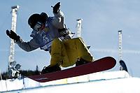 Snowboard<br /> FIS World Cup<br /> Copper Mountain USA<br /> 18.12.2013<br /> Foto: Gepa/Digitalsport<br /> NORWAY ONLY<br /> <br /> FIS Weltcup, Halfpipe, Herren, Qualifikation. Bild zeigt Kim-Rune Hansen (NOR).