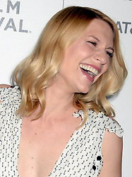 Claire Danes at Tribeca Talks: Director's Series at The Tribeca Film Festival in New York City.