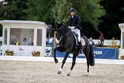 ROCKXHelgstrand Andreas, DEN, Queenparks Wendy<br /> World Championship Young Horses Verden 2021<br /> © Hippo Foto - Dirk Caremans<br />  29/08/2021