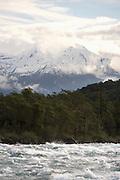 Petrohue River, Lake District, Chile