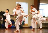 Sam - Karate Photos