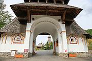 Barsana Monastery, Maramures County, Romania