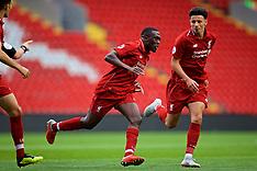 180817 Liverpool U23 v Tottenham