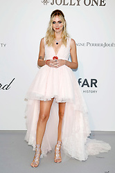 May 23, 2019 - Antibes, Alpes-Maritimes, Frankreich - Chiara Ferragni attending the 26th amfAR's Cinema Against Aids Gala during the 72nd Cannes Film Festival at Hotel du Cap-Eden-Roc on May 23, 2019 in Antibes (Credit Image: © Future-Image via ZUMA Press)