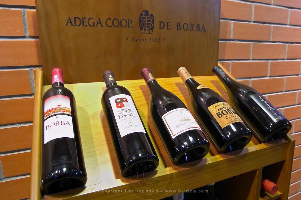 wine shop adega cooperativa de borba alentejo portugal